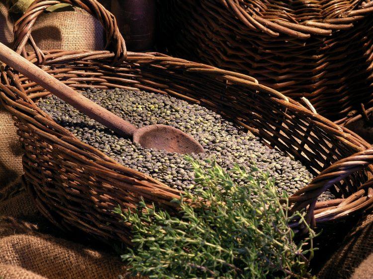 comment cuisiner la lentille verte du berry, idéale pour une santé