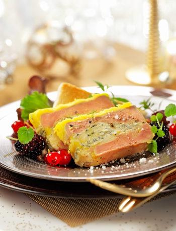Foie gras Fourme de Montbrison
