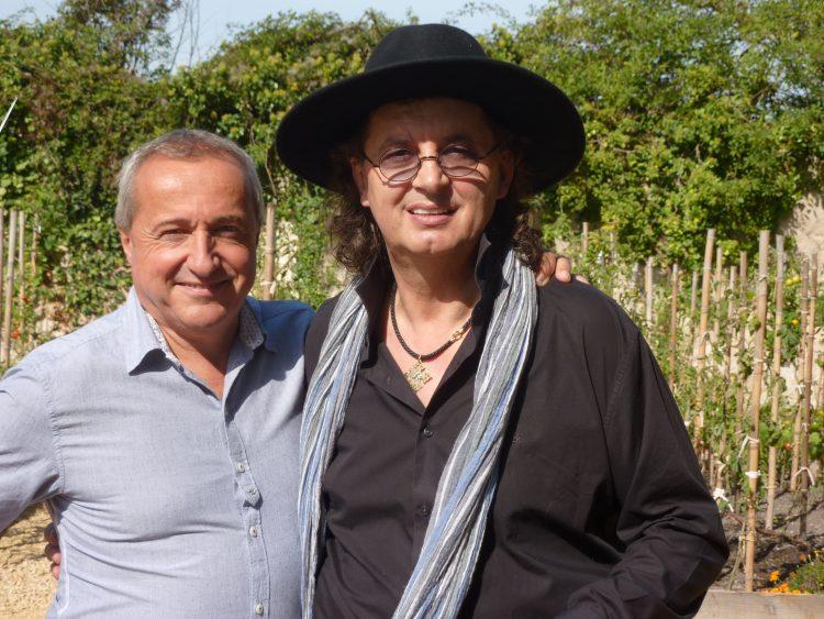 Château de Massillan Marc Veyrat & Didier Péréol