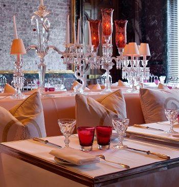 Restaurant - Cristal Room Terroir Evasion