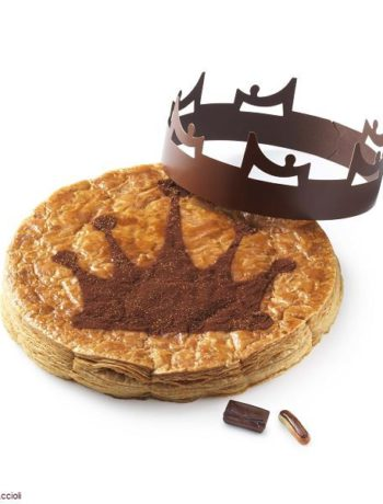 Galette des rois La Maison du Chocolat TerroirEvasion.com