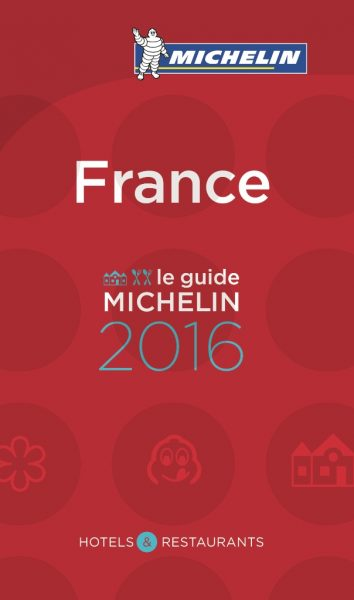 Guide Michelin France 2016 TerroirEvasion.com