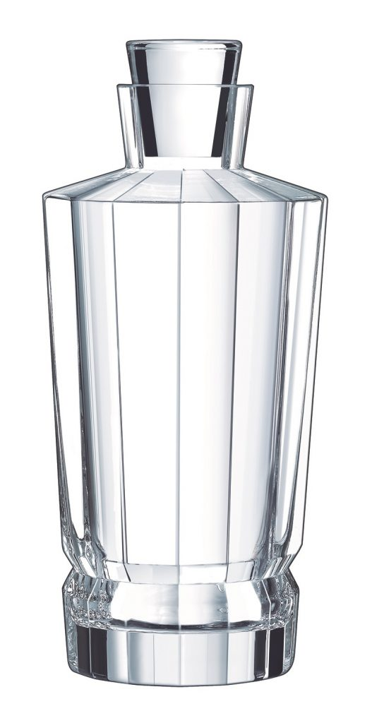 Carafe Cristal d'arques Macassar