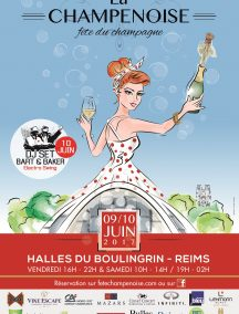 Champenoise 2017 Reims