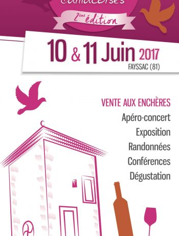 Z'elles Gaillac juin 2017 affiche