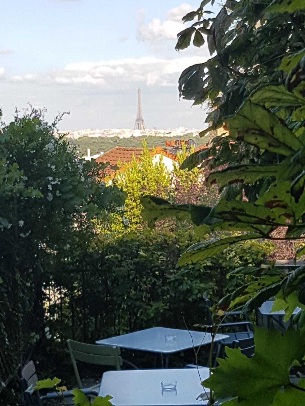 Restaurant au p re lapin terrasse ou chemin e suresnes 92 for Restaurants paris avec terrasse ou jardin