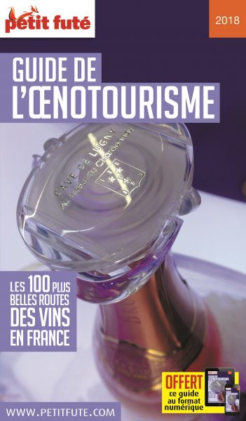 Livre Petit Futé couv Oenotourisme 2018