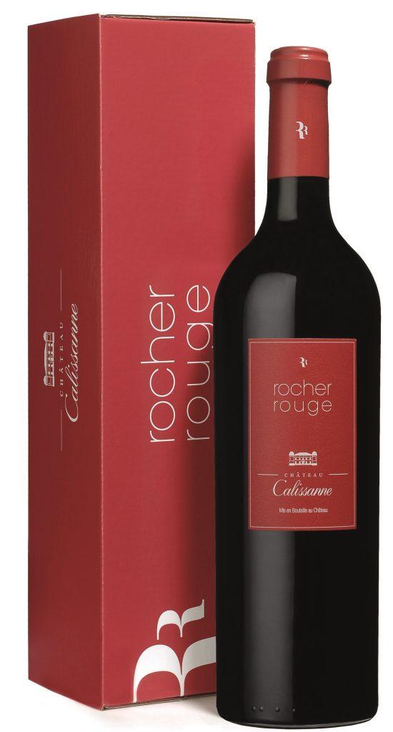 Calissanne Coffret-Rocher Rouge