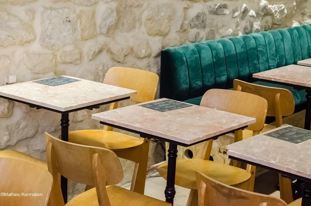 Interieur Café Foufou