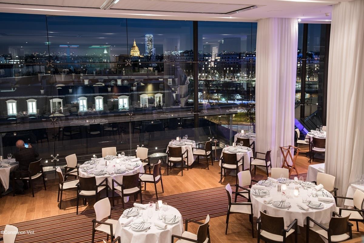 Le restaurant la maison blanche le top du romantisme une for Restaurant la maison blanche toulouse