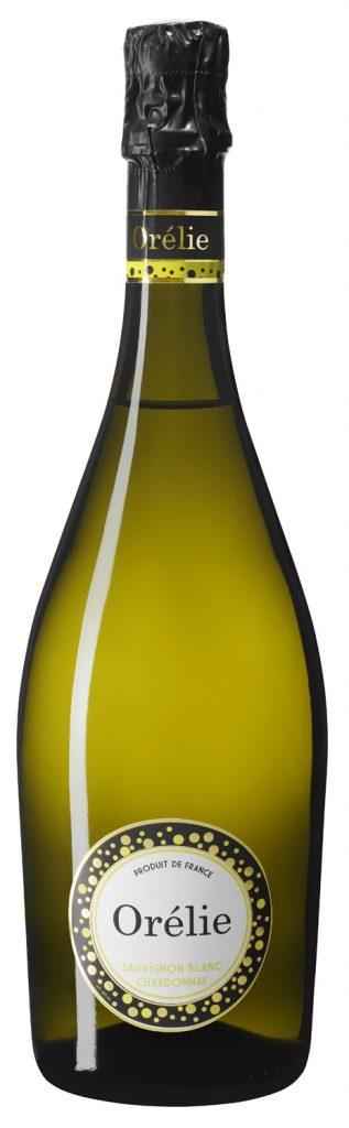 Orelie Blanc Petillant vignerons ardeche