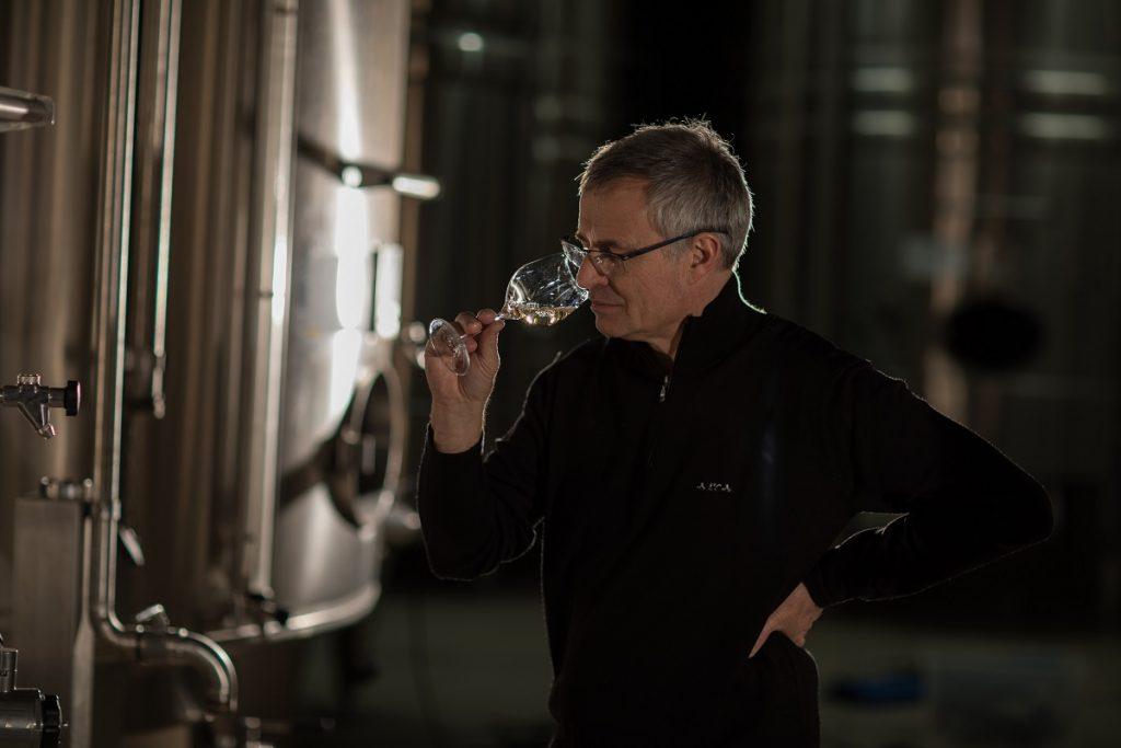 Cave Turckheim Winemaker_Michel_Lihrmann