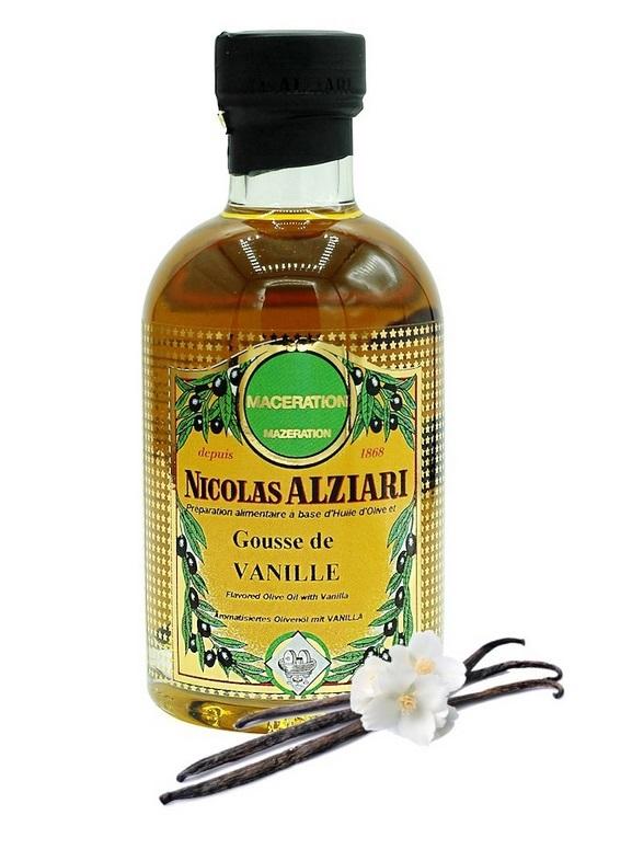L huile d olive aux accents de vanille de la maison alziari - La maison de l olive nice ...